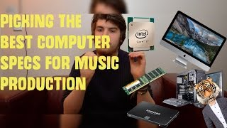 Picking The Right Computer Specs For Music Production (For any DAW)