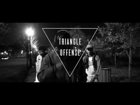 MULA x ELI CHRXST x IZZYNYCE  -Triangle Offense (Prod. By MuLa) Official Music Video