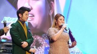 雅虎香港「Yahoo搜尋人氣大獎2016」頒獎典禮 - 鄭欣宜