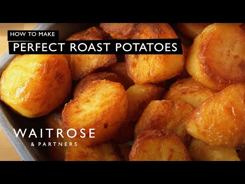 Perfect Roast Potatoes | Waitrose