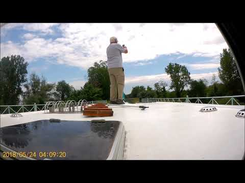 Nerac To Agen France Time Lapse On A Locaboat