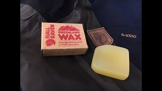 The Smart Way to Wax Fjallraven G-1000 Clothing