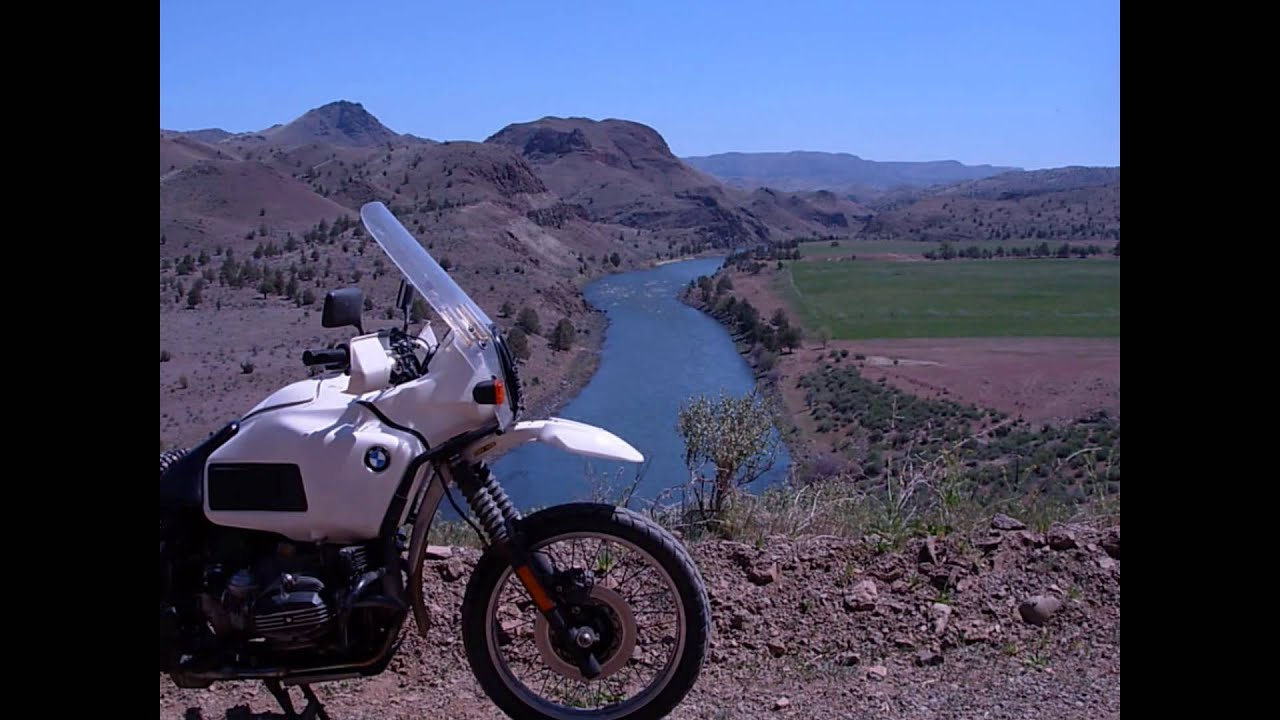 places to ride a motorcycle near me motorcycling oregon across the big muddy youtube. Black Bedroom Furniture Sets. Home Design Ideas