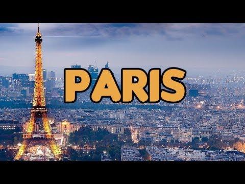 Les voyages de Jérémy - Voyage 04 : Paris