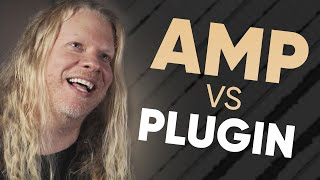 REAL AMP vs PLUGIN: Jeff Loomis Reacts
