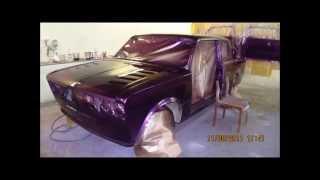 Лучший Тюнинг автомобиля в России- ВАЗ 2106 Купе #2