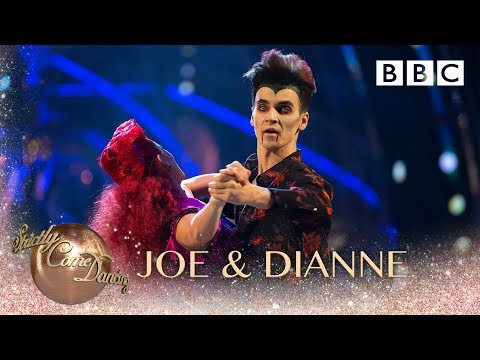 Joe Sugg and Dianne Buswell Foxtrot to 'Youngblood' by 5 Seconds of Summer - BBC Strictly 2018