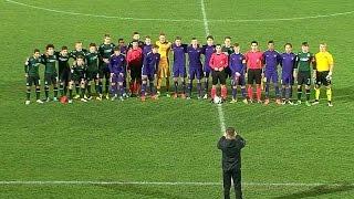 Видеообзор матча «Краснодар-мол.» – «Мидтьюлланд» (Хернинг, Дания)