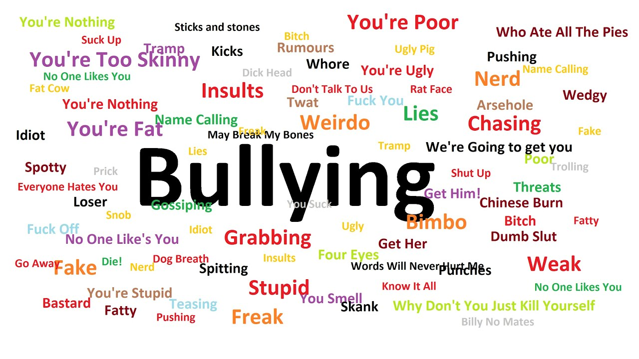 How to Ignore Bullies