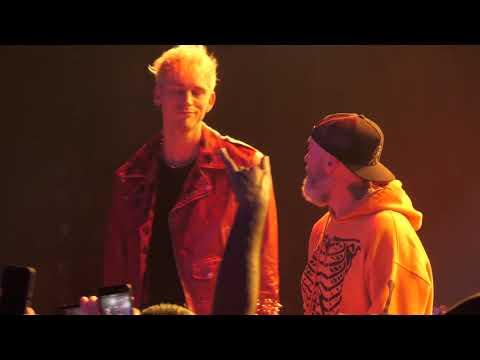 Limp Bizkit LIVE It'll Be OK + Break Stuff (w MGK&Bones) West Hollywood, CA, The Roxy 2019.12.03 4K