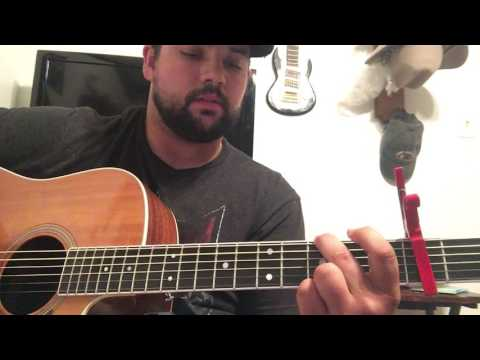 I Believe by Brooks and Dunn Covered by Andrew Sevener