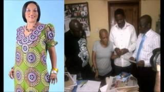 Ngozi Nwosu gets $30,000 donation from Lagos government