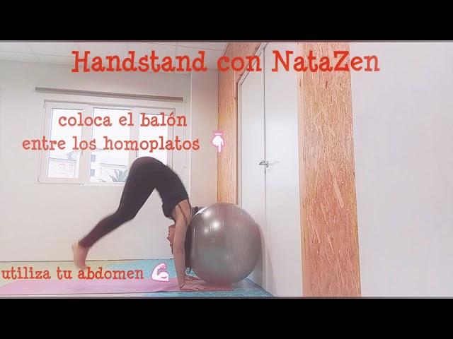 Handstand con NataZen