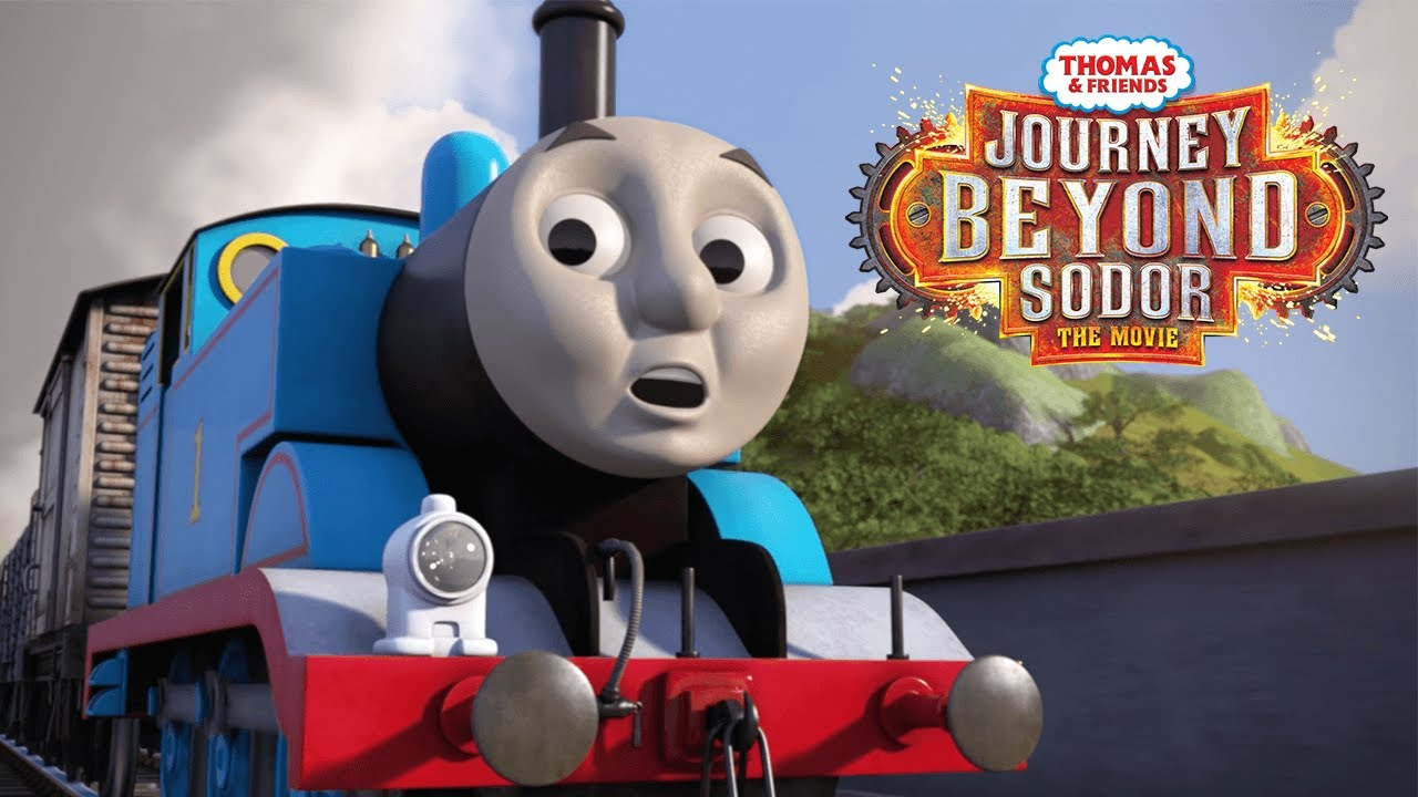 thomas friends journey beyond sodor exclusive sneak peek journey