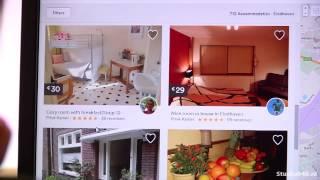Gambar cover Groei Airbnb blijft achter in regio Zuidoost-Brabant
