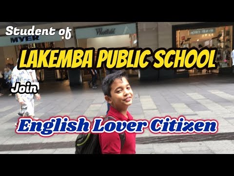 Student from Australia join English Lovers Citizen