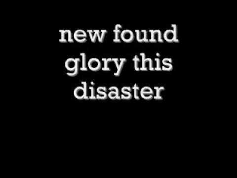 New Found Glory/This Disaster