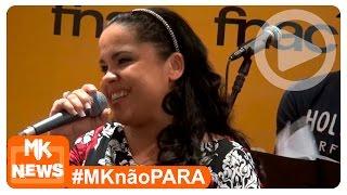 Cassiane - Pocket Show e Noite de Autógrafos (#MKnãoPARA)