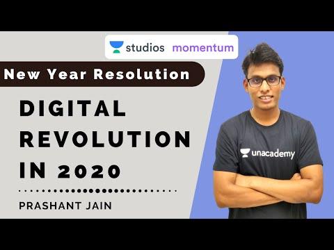 Digital Revolution in 2020