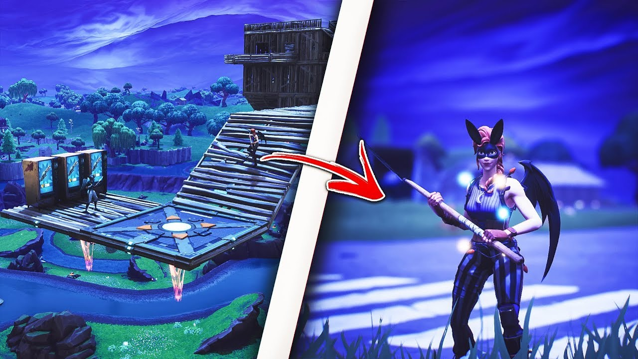 How to TELEPORT to SPAWN ISLAND in Fortnite Playground! New Easy Method! (Fortnite Glitches)