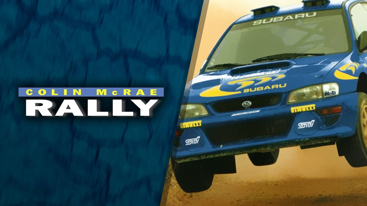 Colin McRae Rally Opening Movie