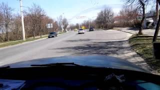 Первое вождение по городу ЗИЛ-130.(, 2015-04-10T19:48:08.000Z)