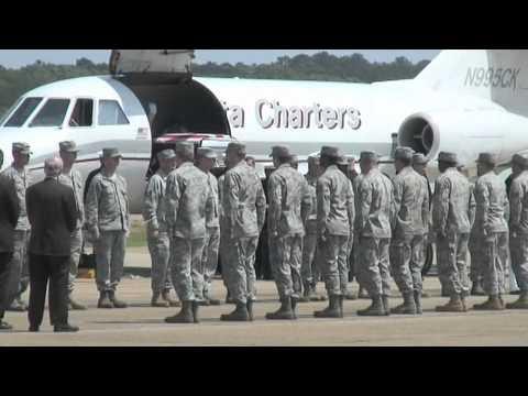 Fallen Marine returns to Mississippi