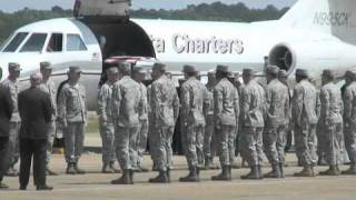 Fallen Marine returns to Mississippi