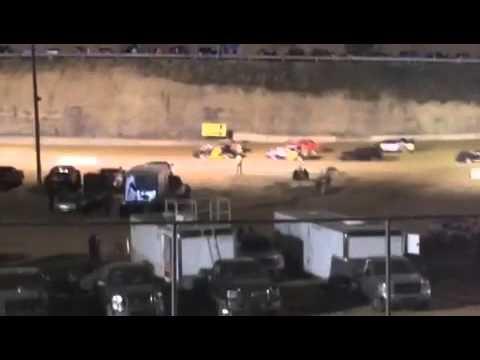 Princeton Speedway Mini Stock Heat Race Part 1