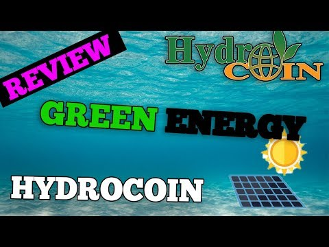 HYDROCOIN ICO REVIEW - The new kid in binary town