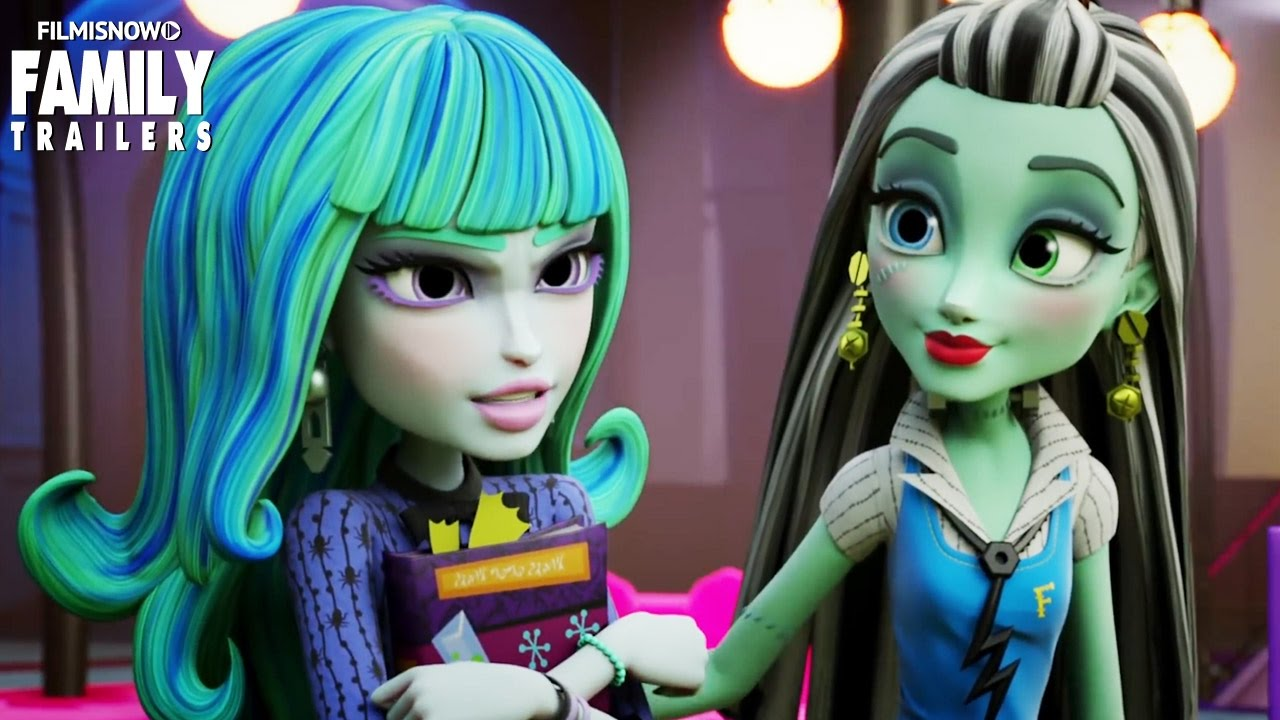 Download Monster High: Electrified   Deleted Scenes from the family animated movie