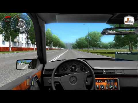 mercedes-benz e320 -- 1.3.3 city car driving araba yaması