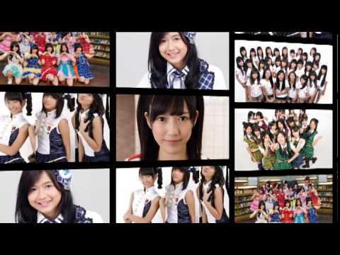 Album Super Kocak JKT48 AKB48 SKE48 Musik Vocal RF1 ( Editing Papa Wa Kirai Slide Photo