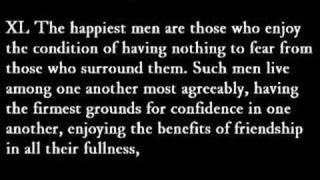 Epicurus vs. Christianity: 1. Friendship