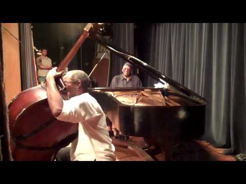 Randy Weston and Alex Blake - Berkshire Museum - May 29, 2010