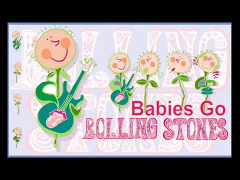 Babies Go Rolling Stones. Full Album. Rolling Stones para bebés. Angie. Miss you
