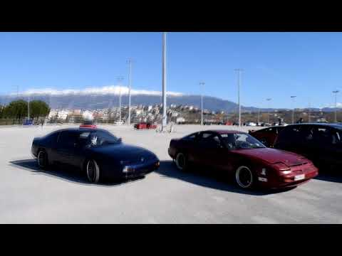 Nissan 200sx Hellas Club Meet 17/2/2019 Ioannina Greece