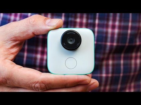 Download Youtube: Google Clips: AI camera first look