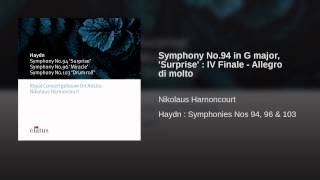 Symphony No.94 in G major,