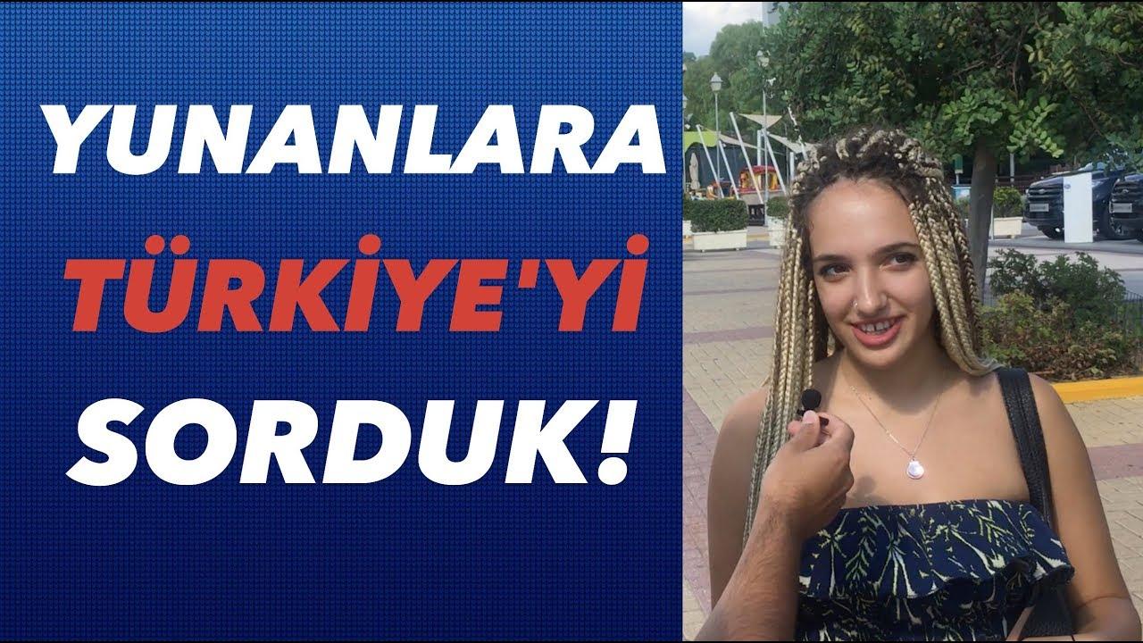 Yunanlar Türkiye'yi Seviyor Mu? #Yunanistan #Türkiye #Röportaj