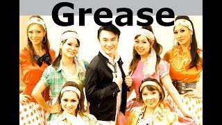 ★Grease Musical -Singapore Singer Alex Grease Rockin 50