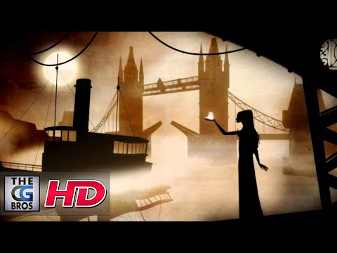 CGI 2D Animated Music Promo HD: Ill Wait Here   PLANET JUMP PRODUCTIS