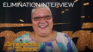 Elimination Interview: Christina Wells Speaks On Empowering Voices - America