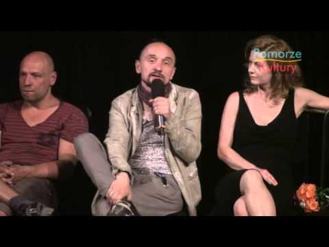 Festiwal Szekspirowski-spotkanie po spektaklu :Tytus Andronicus: J.Klaty