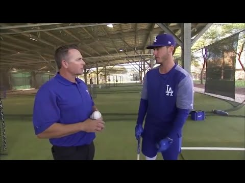 Cody Bellinger Interview | MLB Network Dodgers 30 Clubs in 30 Days