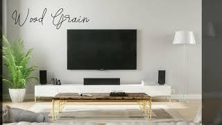우드그레인(Wood Grain) - 레진+스테인레스 프…