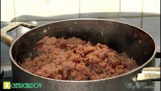 Jamaican Rice And Peas Recipe [ Caribbean Rice And Peas Recipe]
