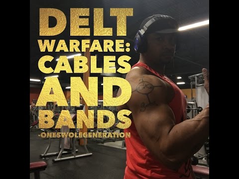 Build Big Shoulders 6 Press Exercises For Hardcore Delts