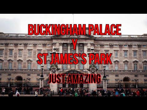 Buckingham Palace y el parque donde se rodó 101 Dálmatas | Lo mejor de Londres