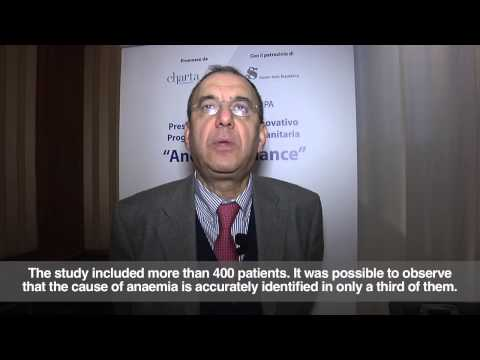 Anaemia in cardiac impairment: results of retrospective observational study CARMES1